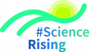 SFI - Science Rising Master Logo