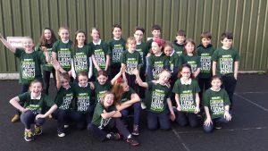 Gaelscoil Riabhach RLS16 Winners